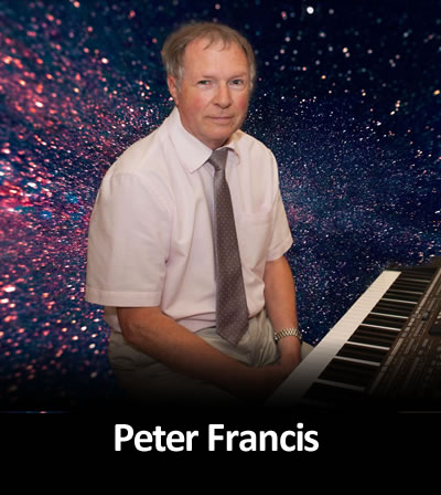 Peter Francis - Keyboard Player Dorset