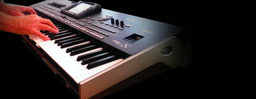 Peter Francis Keyboard Player Dorset
