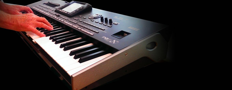 Multi-Keyboard Player